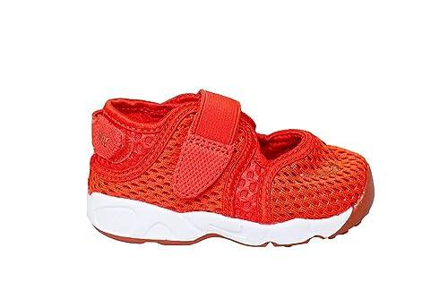 2582ccbc50dc Nike Infants Little Rift (TD Boys) Red White  Amazon.co.uk  Shoes   Bags