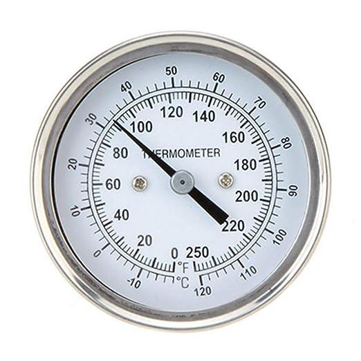 Trifycore Profesional Cocina Horno Barbacoa termómetro bimetálico ...