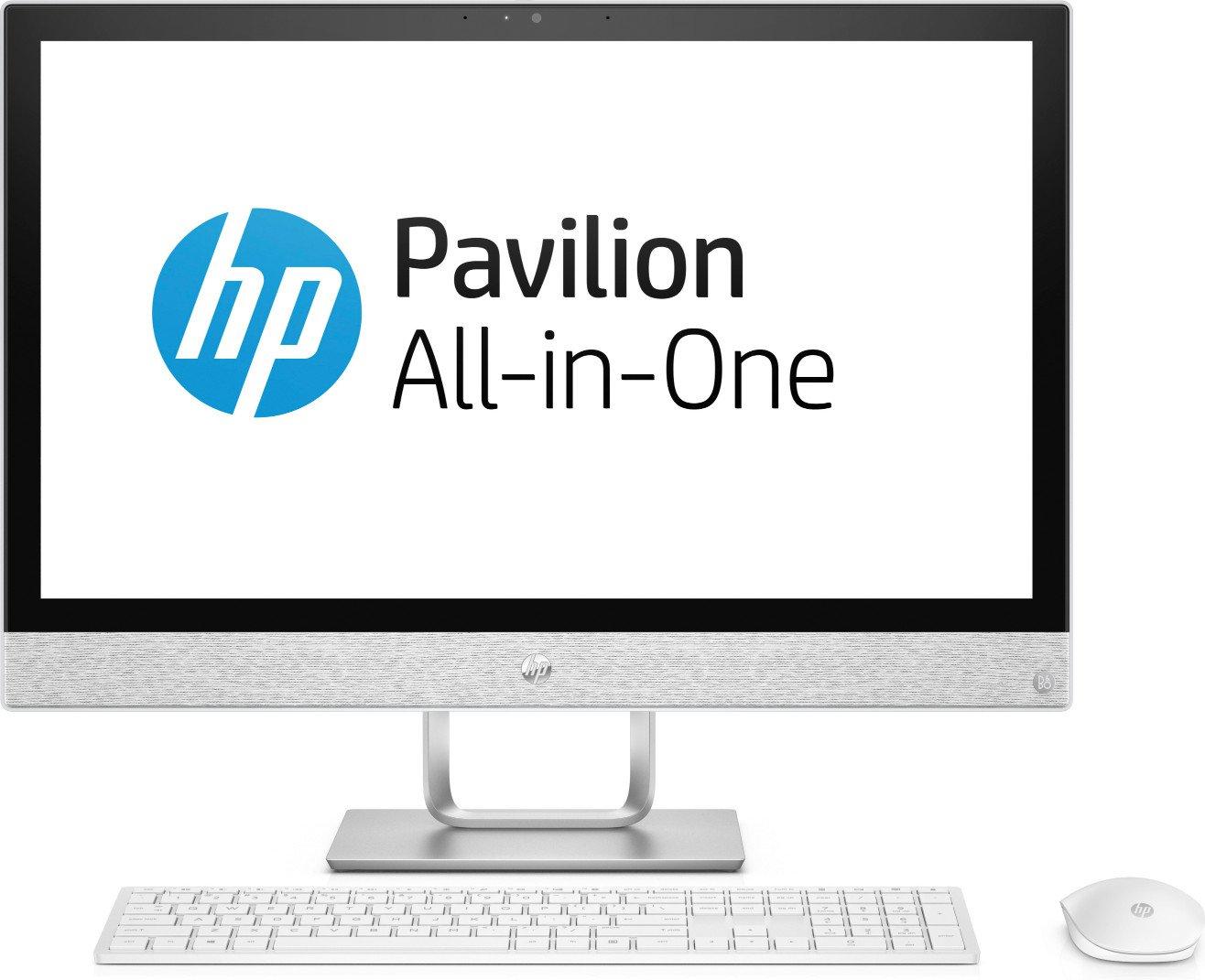 HP Pavilion 27-r072ns - Ordenador de sobremesa Todo en uno de 27