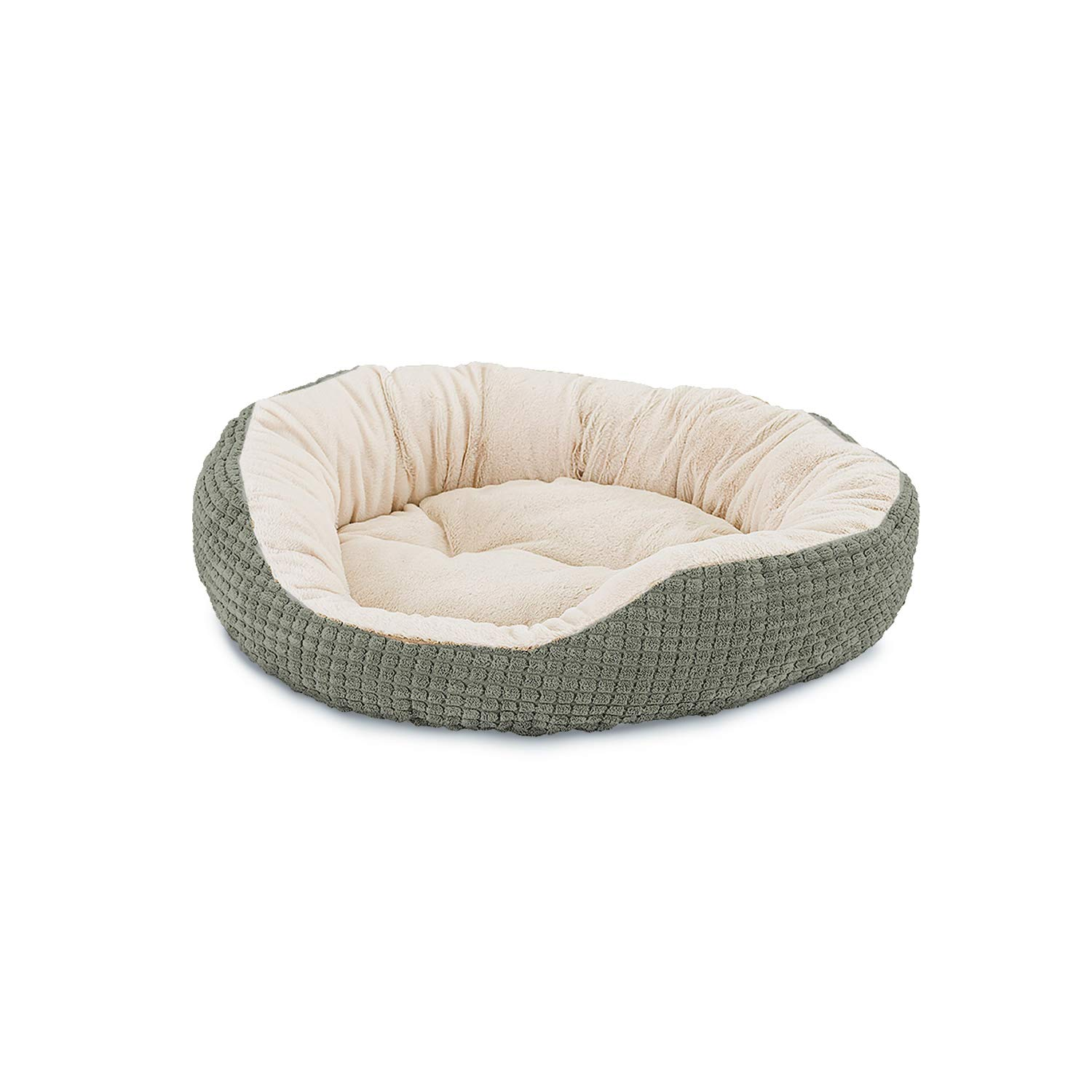 Ethical Pets Sleep Zone Corn Grain Step-in Pet Bed, 22 , Sage