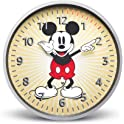 Amazon Echo Wall Clock Disney Mickey Mouse Edition