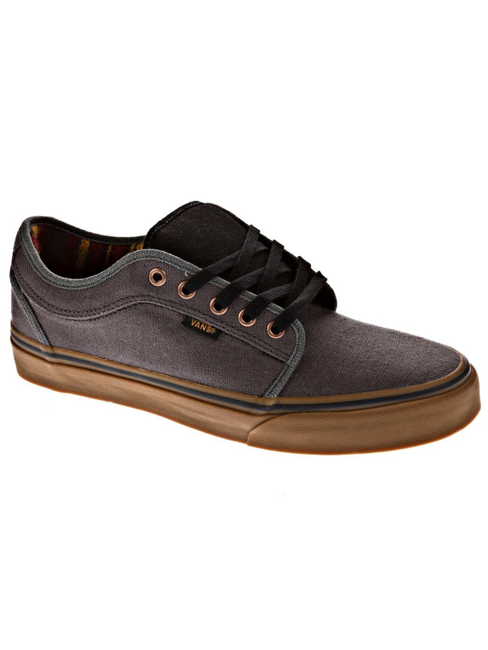 Galleon - VANS Chukka Low (Hemp) Dark Grey Gum US Men s Size 8 772af90f5