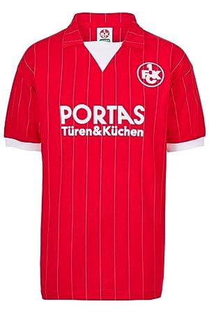 - Camiseta de fútbol retro 1. FC Kaiserslautern 1983 local: Amazon.es: Deportes y aire libre