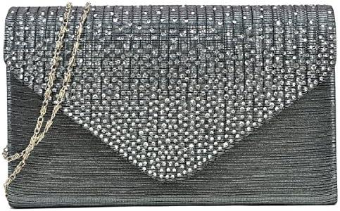 Evening Envelope Handbag Clutch Shoulder product image