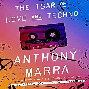 The Tsar of Love and Techno Audiobook