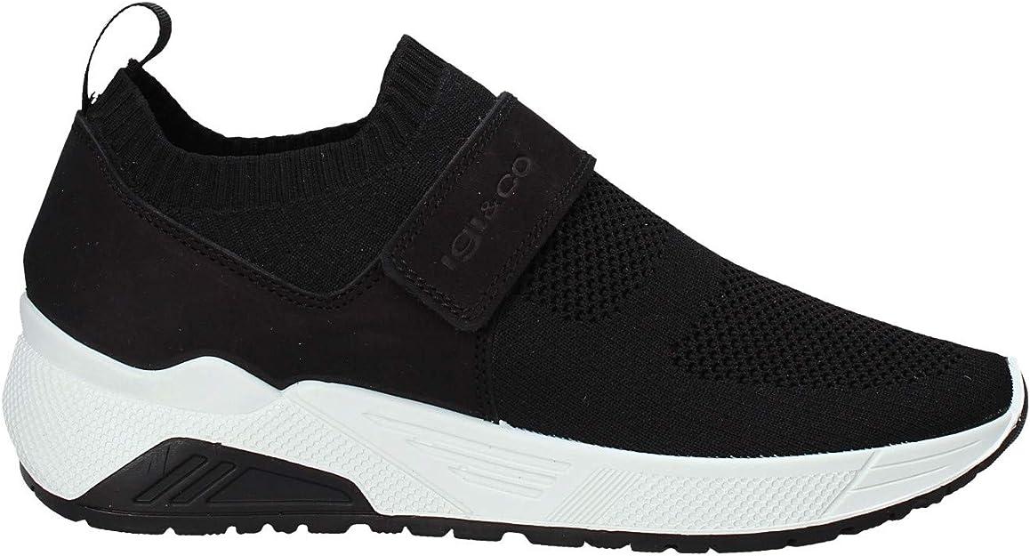IGI&CO 3129400 Sneakers Uomo Nero 45: Amazon.it: Scarpe e borse
