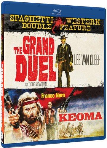 Grand Duel/Keoma (Spaghetti Western Double Feature) [Blu-ray]