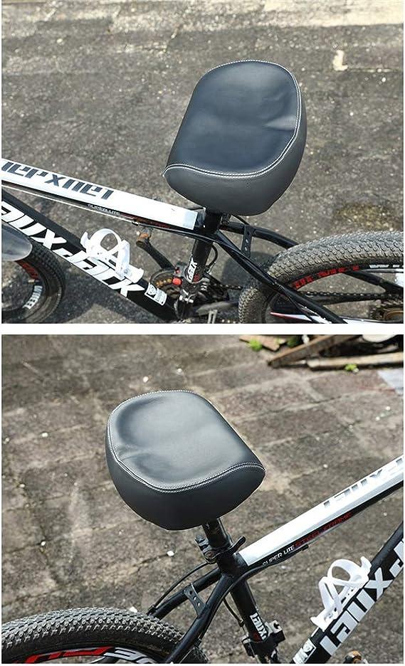 ZXXxxZ Asiento de Bicicleta Confort, sillín de Bicicleta de ...