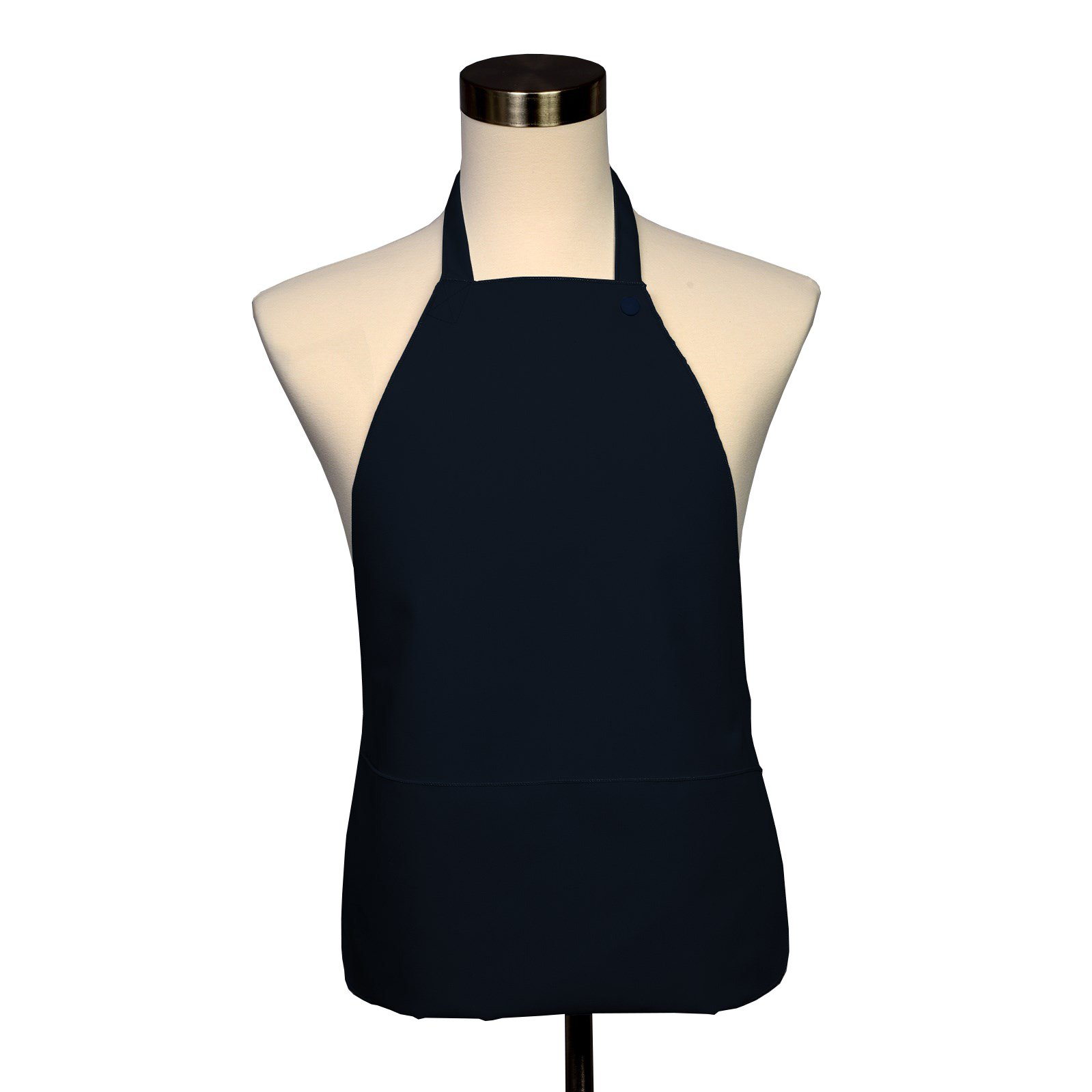 Adult Bib 25 Pack - Covered with Care Assorted Colors Available! (Navy)
