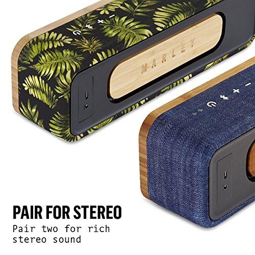 House of Marley EM-JA013 Get Together Mini BT Portable Audio System