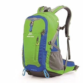 Mochila Ultra-Light Bolsa de viaje mochila, 40 litro frutto verde: Amazon.es: Deportes y aire libre