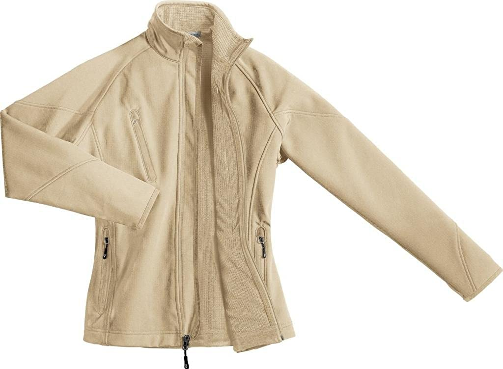 New Port Authority Ladies Textured Soft Shell Jacket in your choice of color