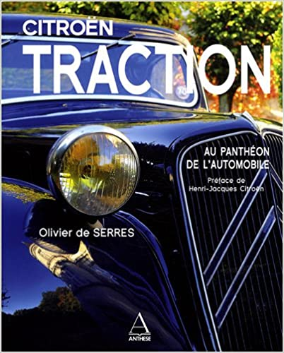 Lire Citroën Traction : Au panthéon de l'automobile epub, pdf