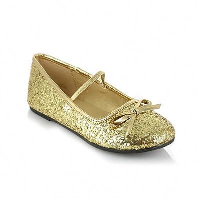 be0ebaf33a76 Amazon.com | Ellie Shoes 1031 013-BALLET-G Girls Comfortable Fashion 0