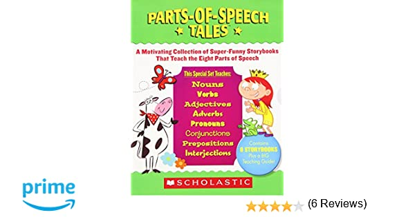 Amazon.com: Parts-of-Speech Tales: A Motivating Collection of ...