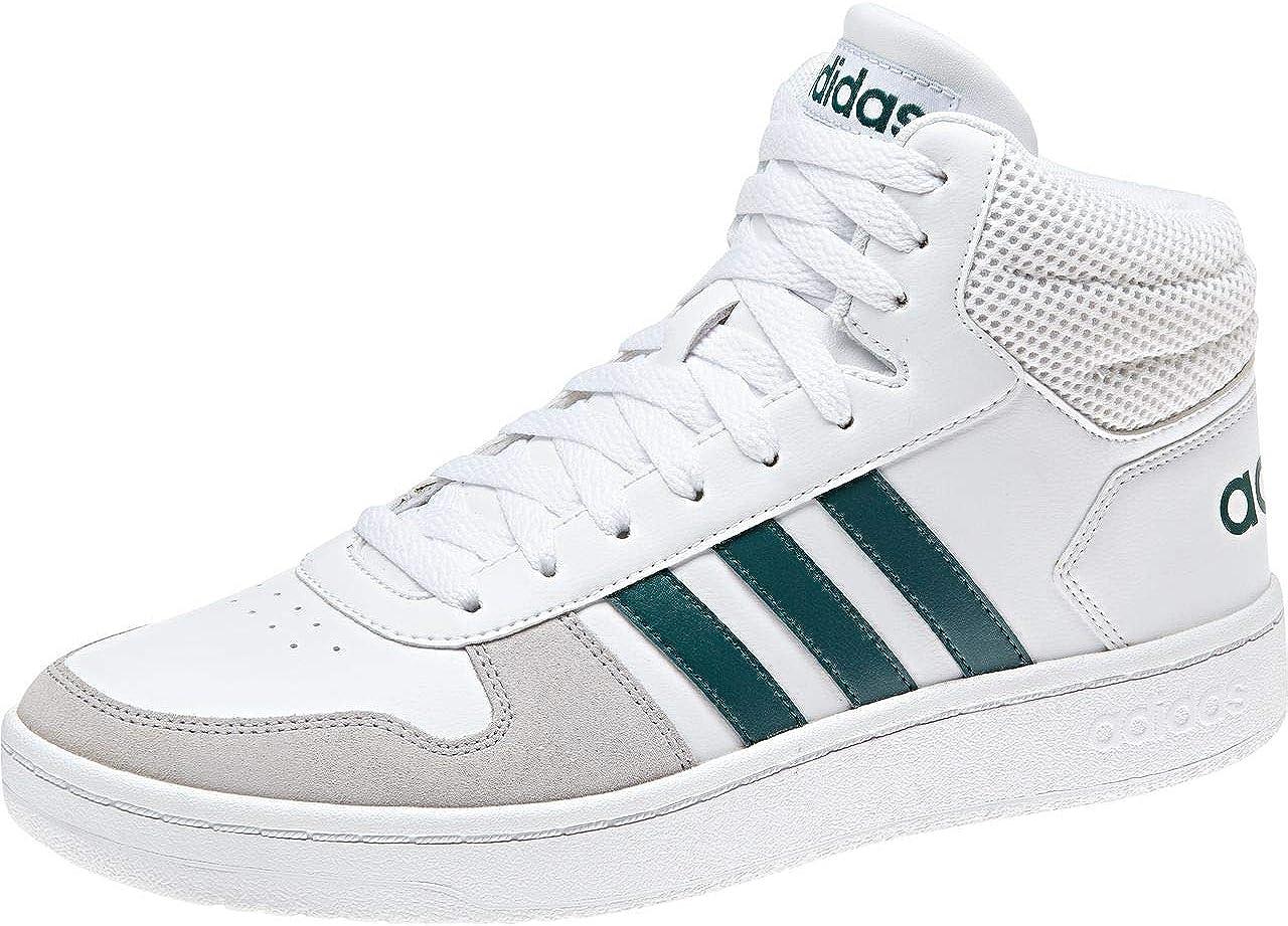 Baskets mode Chaussures et Sacs adidas Hoops 2.0 Mid Chaussures de ...
