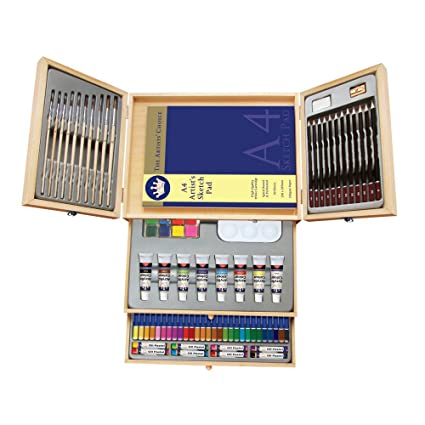 Art Mixing Board Recording Painting