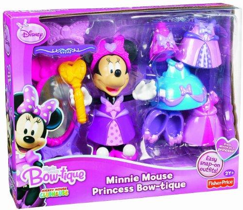 Fisher price disney s princess bowtique minnie mouse - Princesse minnie ...