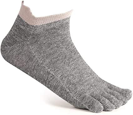 Cotton Socks Five Fingers Multicolor Funny Ankle Socks Femme Women/'s Toe Socks
