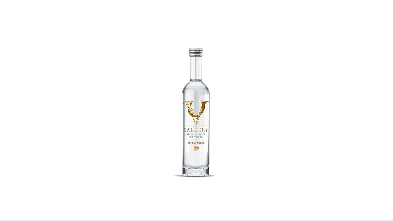 V Gallery Marshmallow and Toffee Fudge Vodka Spirit/Fudge Kitchen ...