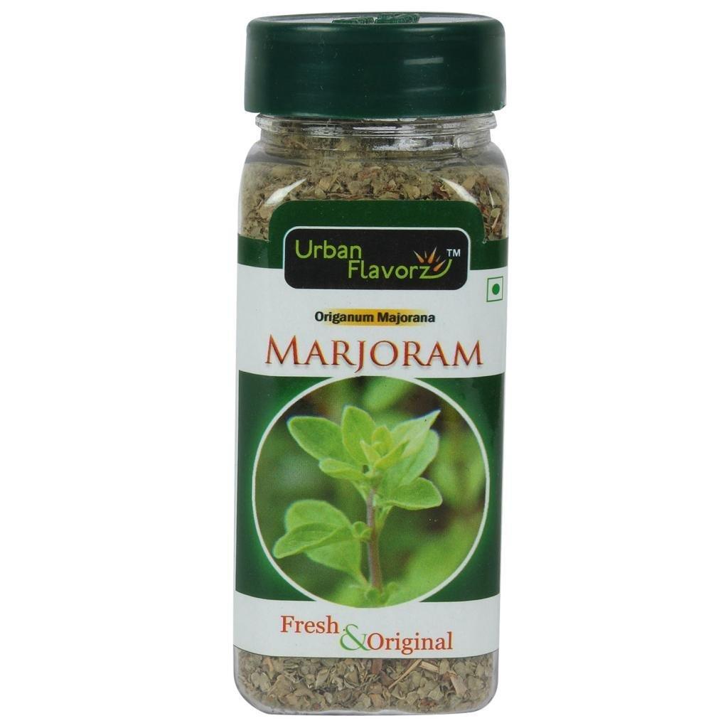 Urban Flavorz's Marjoram - 12 gm