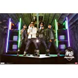 Mindless Behavior Wall Poster 22 X 34 1415 Poster Print, 34x22