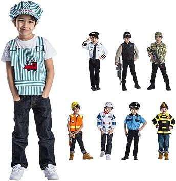 Viste a América - 835 - Set Disfraz Ingeniero - Edad 3-6 años ...