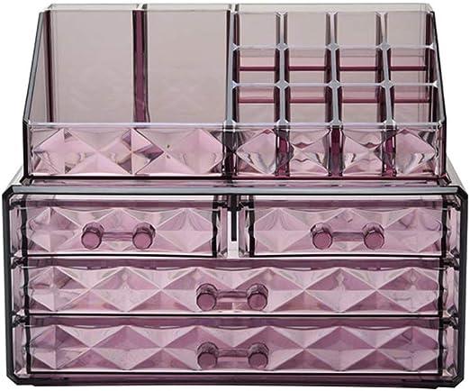 Cajas Decorativas Estuche de Almacenamiento de Maquillaje de ABS ...