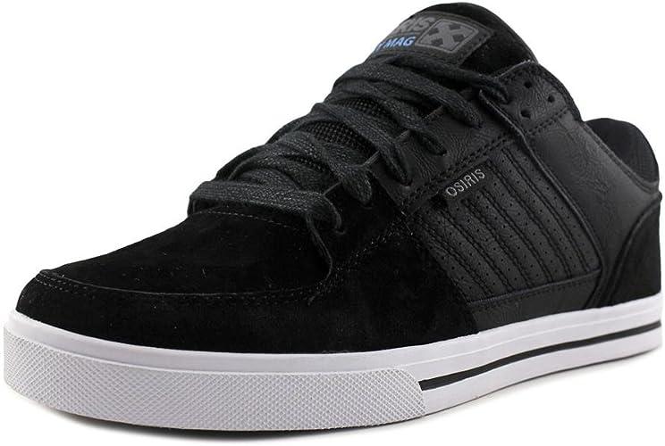 Osiris Protocol Men US 7.5 Black Skate