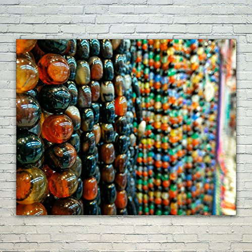 - Westlake Art Chocolate Bead - 16x20 Poster Print Wall Art - Modern Picture Photography Home Decor Office Birthday Gift - Unframed 16x20 Inch (BB23-56112)