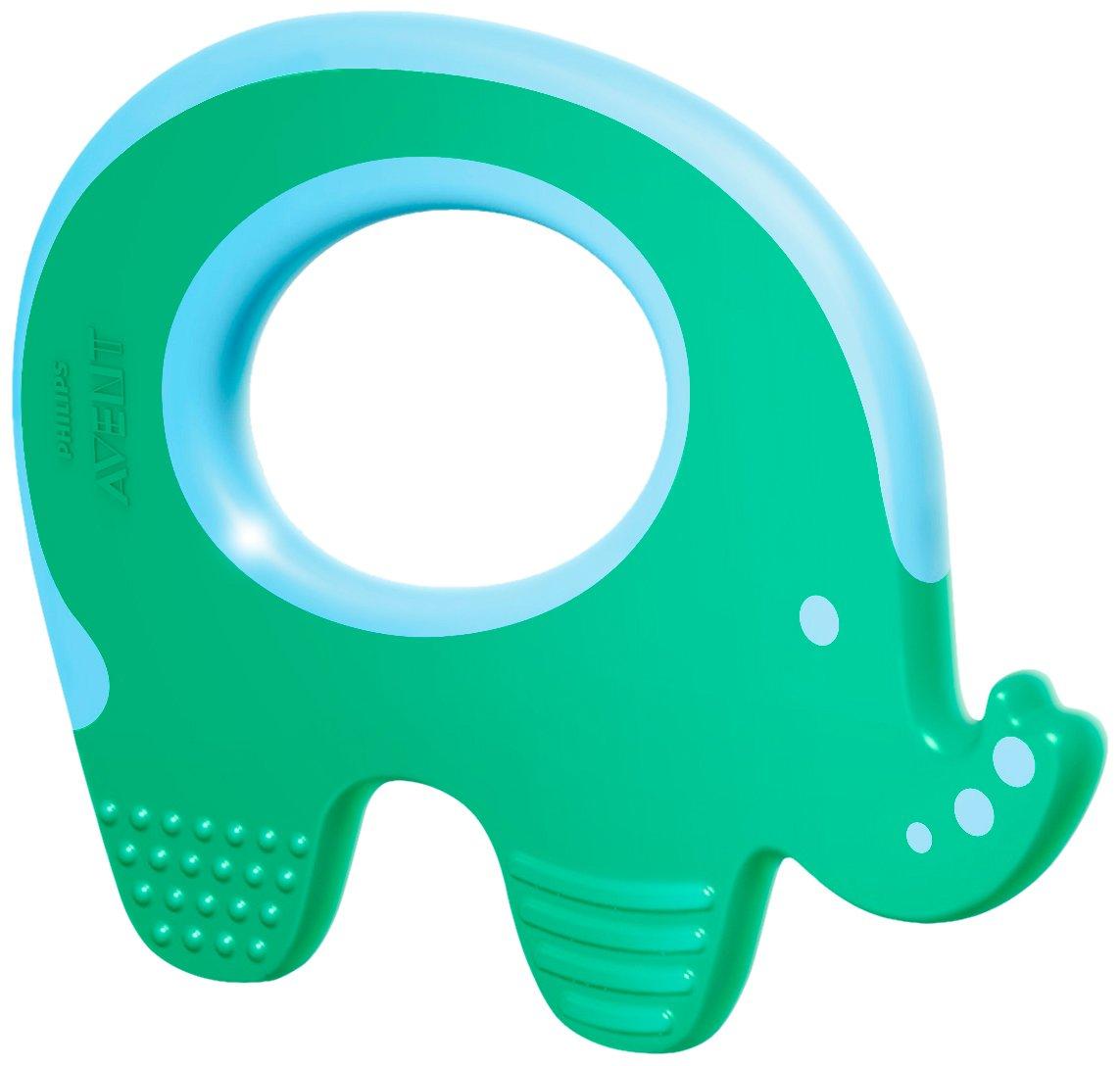 Philips Avent SCF Elefante mordedor color verde