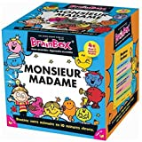 Asmodee - BBMRMS - Brainbox - Monsieur Madame