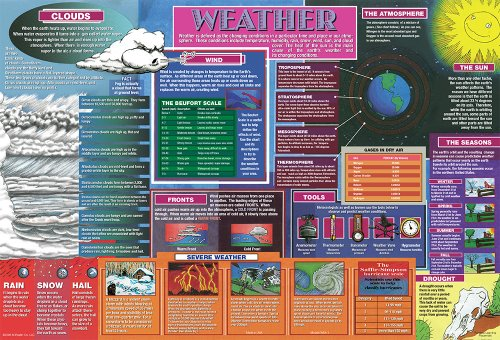 (Painless Learning Weather Placemat)
