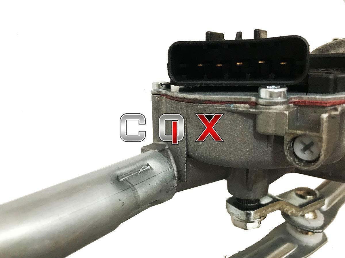 Amazon.es: CQX Mecanismo y Motor del limpiaparabrisas Delantero Fiat Punto 2