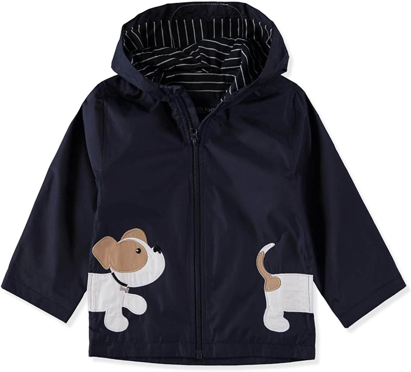LONDON FOG Boys Little Animal Rainslicker Rain Jacket