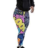 Pantalones Yoga Mujeres Mallas Deportivas Mujer Impresión Mujer