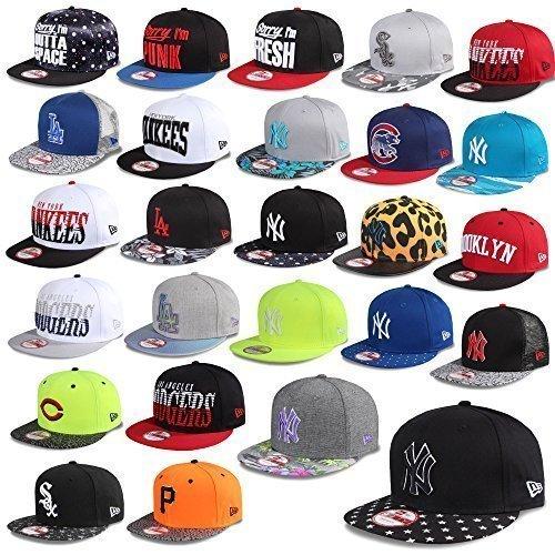 New Era Cap 9Fifty Snapback Cap New York Yankees Los Angeles Dodgers Sox  Giants uvm - Buy Online in Oman.  ac265b37c685