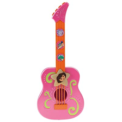 Fisher-Price Dora the Explorer Tunes Guitar: Toys & Games