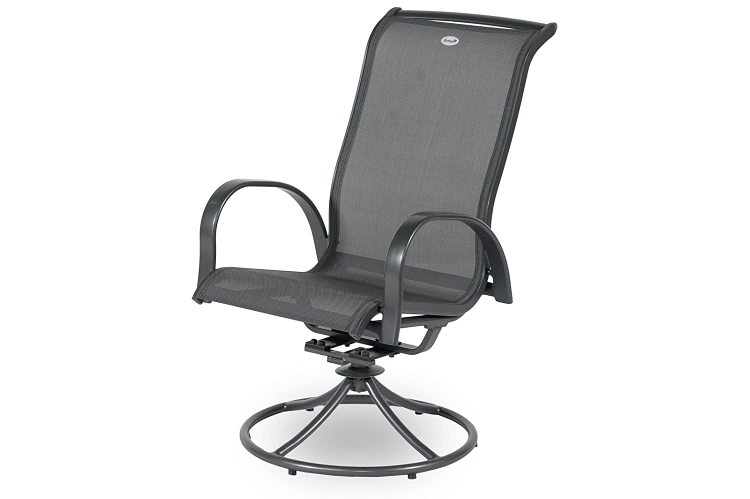 HARTMAN Florida stilechter Schaukelstuhl in xerix, Swivel Rocker ...