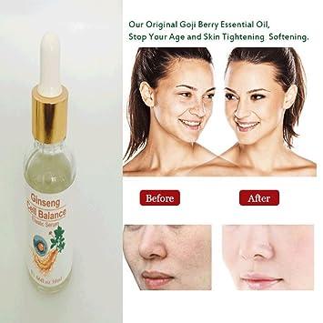 for skin facial Essential massage dry oils