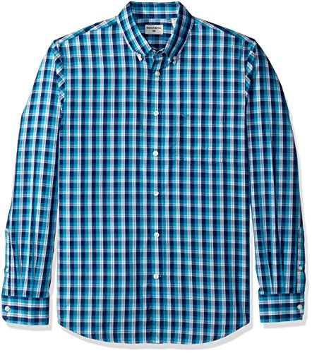 dockers-mens-no-wrinkle-long-sleeve-button-front-shirt-barrier-reef-large