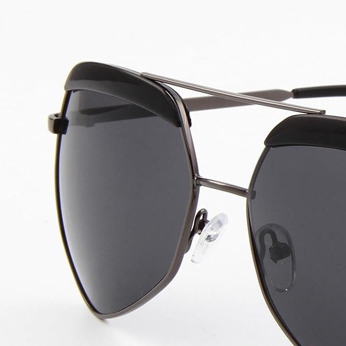 Wkaijc Graue Ameisen Jurte Männer Und Frauen Liebhaber Mode Individualität Komfort Sonnenbrillen Sonnenbrillen,Black