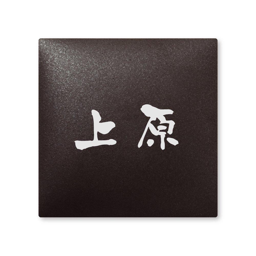 丸三タカギ 彫り込み済表札 【 上原 】 完成品 アークタイル AR-2-1-3-上原   B00RFEGWP6