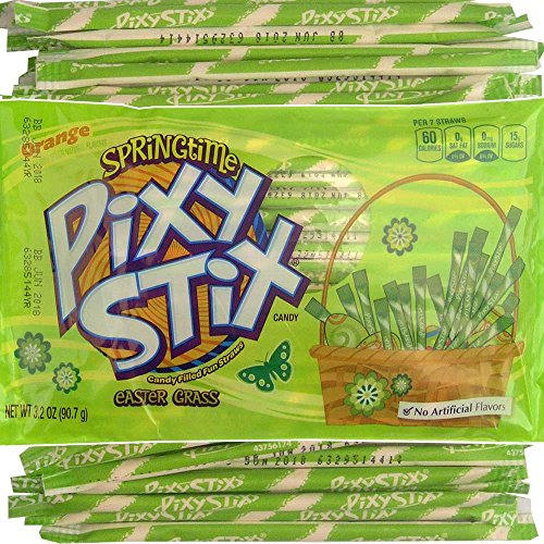 pixy-stix-easter-grass-candy-powder-filled-fun-straw-pack-6-long-35-piece-bag-a-set-of-2-bags