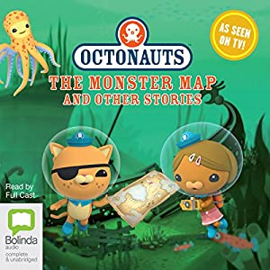 Octonauts: The Monster Map and Other Stories Radio/TV Program