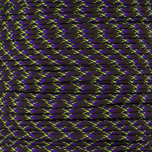 Paracord Planet 550 lb Type III Crafting Kits with Buckles Purple 100