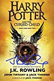 5 Star Prints Harry Potter and the Cursed Child Poster Photo 12x8 Signed PP J.K. Rowling Autograph Print Perfect Gift Collectible