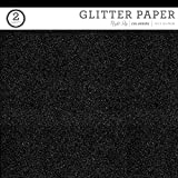 ColorBok Value Glitter Paper, Night Sky, 12'' x 12''
