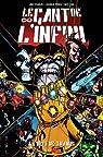 Le défi de Thanos : Le Gant de l'infini par Starlin