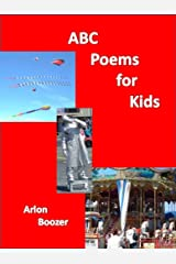 ABC Poems For Kids Kindle Edition